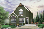 Country House Plan Front Photo 02 - 032D-0034 | House Plans and More