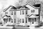 Charming Victorian-Style Duplex