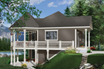Practical Vacation Home With Gazebo Deck Onlooking A View