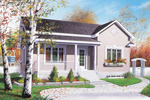 Enticing Design For Starter Or Retirement Home