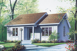 Country House Plan Front Image - 032D-0111 | House Plans and More