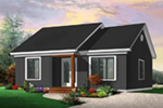 Country House Plan Front Photo 01 - 032D-0111 | House Plans and More