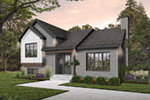 Traditional House Plan Front Photo 01 - 032D-0141 | House Plans and More
