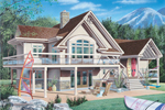 Warm Vacation Home With Original Style