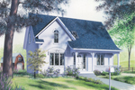 Narrow Lot Possibilities With This Traditional Ranch Home
