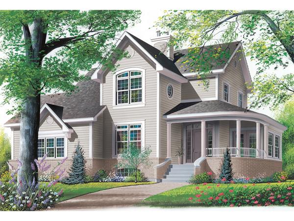 Corolla Craftsman Farmhouse Plan 032D 0216 House Plans