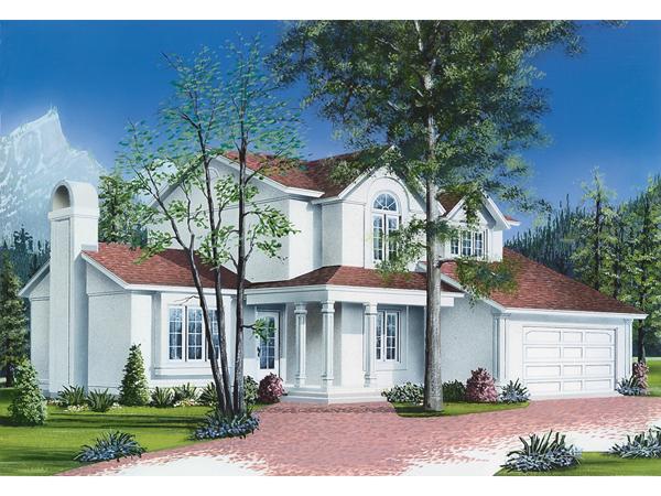 Rodanthe european sunbelt home plan 032d 0219 house for Sunbelt homes