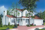 Adobe Southwestern Home Great For The Sunbelt Region