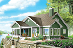 Neoclassical Craftsman Home With Contemporary Sensibility