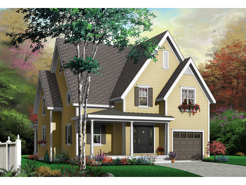Front Photo 02 - 032D-0224 | House Plans and More