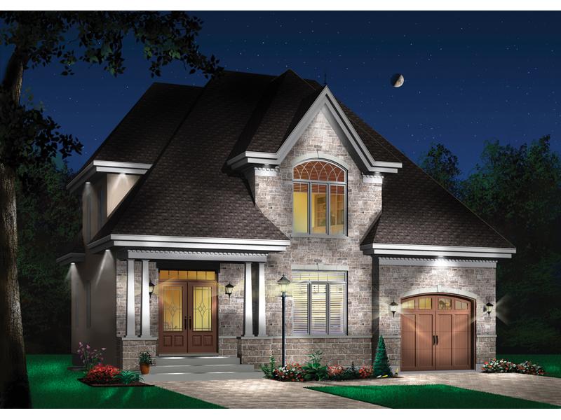 Wilmington Crest English Home Plan 032d 0230 House Plans