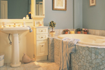 Neoclassical Home Plan Bathroom Photo 01 - 032D-0234 | House Plans and More