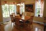 European House Plan Dining Room Photo 01 - 032D-0235 | House Plans and More