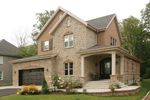 European House Plan Front Photo 02 - 032D-0235 | House Plans and More