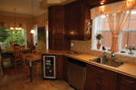 European House Plan Kitchen Photo 02 - 032D-0235 | House Plans and More