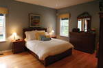 European House Plan Master Bedroom Photo 01 - 032D-0235 | House Plans and More