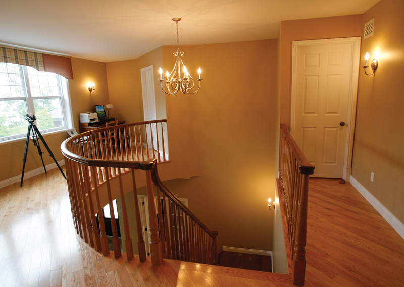 Southern House Plan Stairs Photo 01 032D-0235
