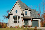 European House Plan Front Photo 01 - 032D-0239 | House Plans and More