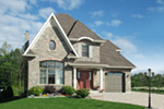 Front Photo 02 - 032D-0239 | House Plans and More