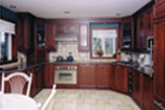 Traditional House Plan Kitchen Photo - 032D-0261 | House Plans and More