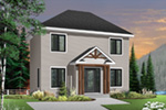 Traditional House Plan Front Photo 03 - 032D-0273 | House Plans and More