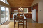 Rustic Home Plan Kitchen Photo 01 - 032D-0363 | House Plans and More