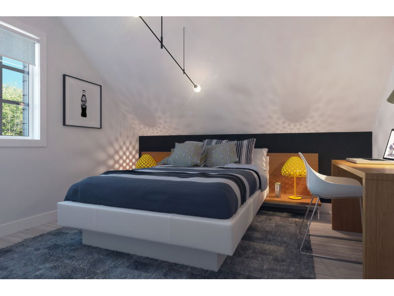 Bedroom Photo 01 - 032D-0368 | House Plans and More