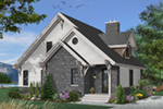 Rustic Home Plan Front Photo 04 - 032D-0368 | House Plans and More