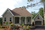 English Cottage Plan Front Photo 01 - 032D-0390 | House Plans and More