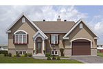 Traditional House Plan Front Photo 01 - 032D-0419 | House Plans and More
