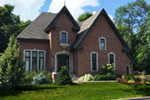 European House Plan Front Photo 02 - 032D-0427 | House Plans and More