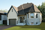 Ranch House Plan Front Photo 01 - 032D-0437 | House Plans and More