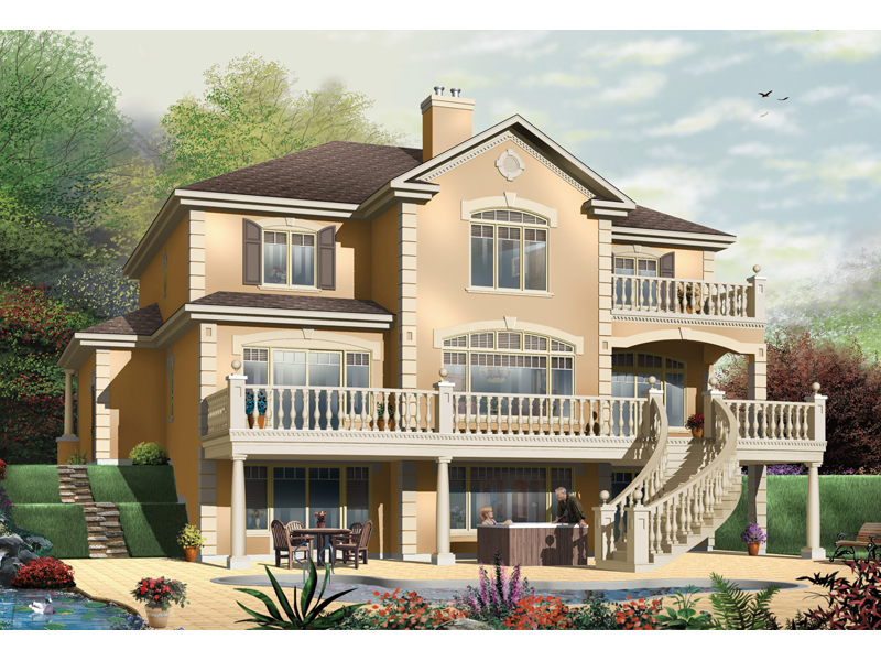 Simply Grand Waterfront Design