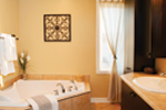 Southern House Plan Bathroom Photo 01 - 032D-0474 | House Plans and More
