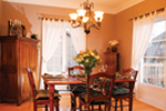 Southern House Plan Dining Room Photo 01 - 032D-0474 | House Plans and More