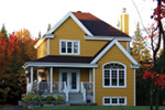 Front Photo 04 - 032D-0474   House Plans and More