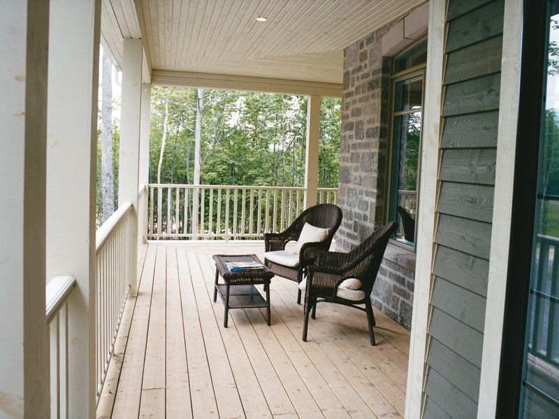 Rear Porch Photo 032D-0482