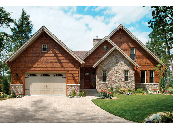 White valley rustic luxury home plan 032d 0522 house for Luxury rustic home plans