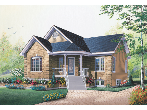 Laceyville Traditional Home Plan 032d 0541 House Plans