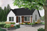 Country House Plan Front Photo 01 - 032D-0542 | House Plans and More