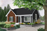 Southern House Plan Front Photo 02 - 032D-0542 | House Plans and More