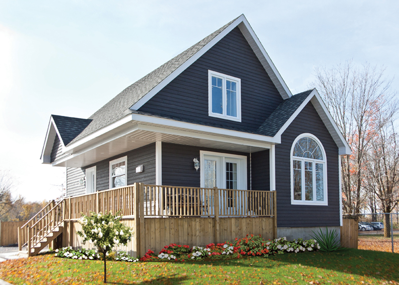 Charming Cottage Has Wrap-Around Porch