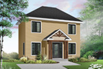 Traditional House Plan Front Photo 01 - 032D-0561 | House Plans and More
