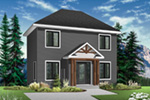 Country House Plan Front Photo 02 - 032D-0561 | House Plans and More