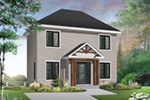 Country House Plan Front Photo 03 - 032D-0561 | House Plans and More