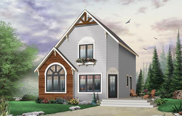 Villanova place salt box home plan 032d 0581 house plans for Transitional home plans