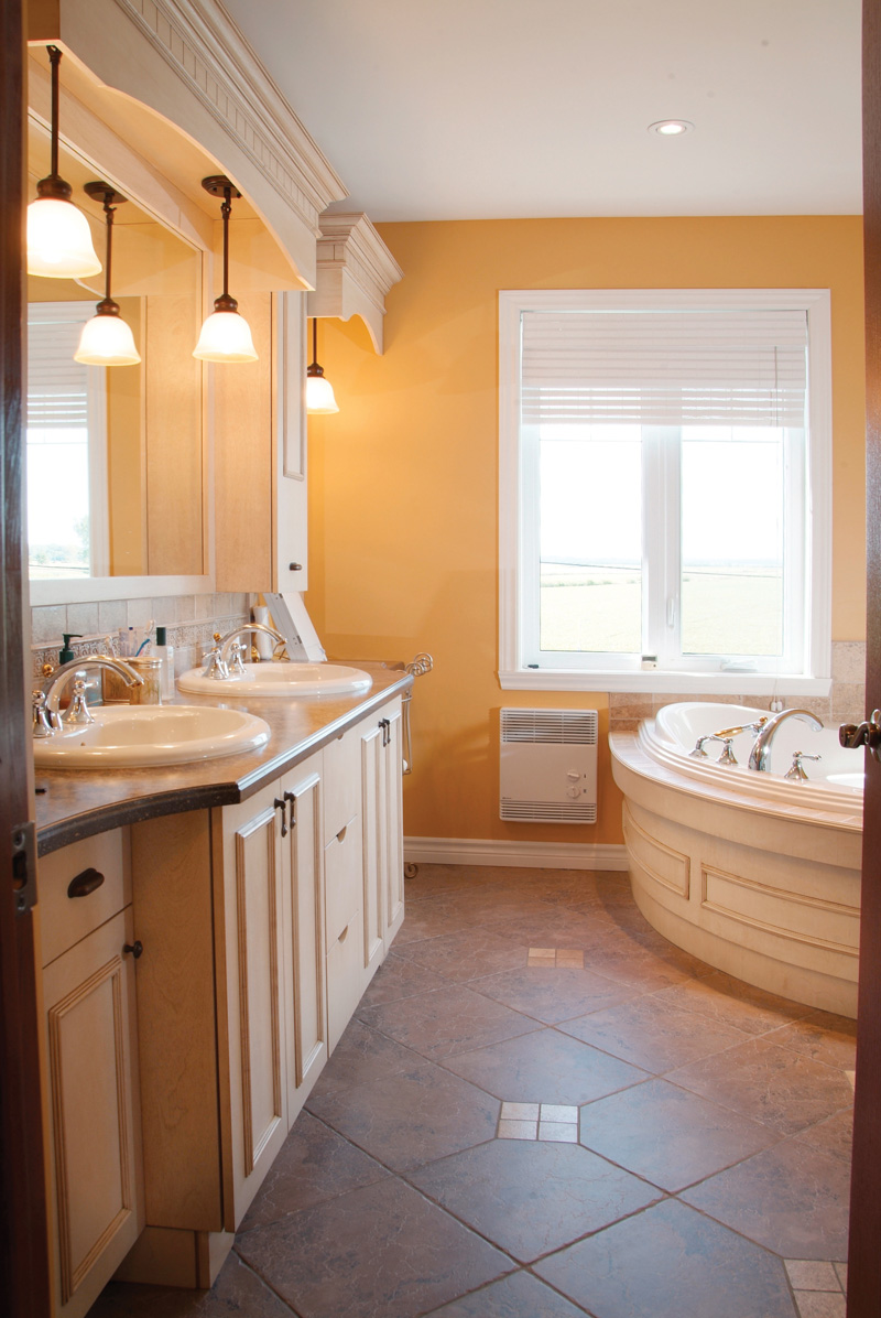 Southern House Plan Bathroom Photo 01 - 032D-0601 | House Plans and More