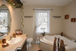 Neoclassical Home Plan Bathroom Photo 01 - 032D-0613 | House Plans and More