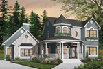 Country Victorian House With Amazing Charm And Style