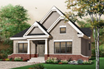 Country House Plan Front Photo 03 - 032D-0652 | House Plans and More